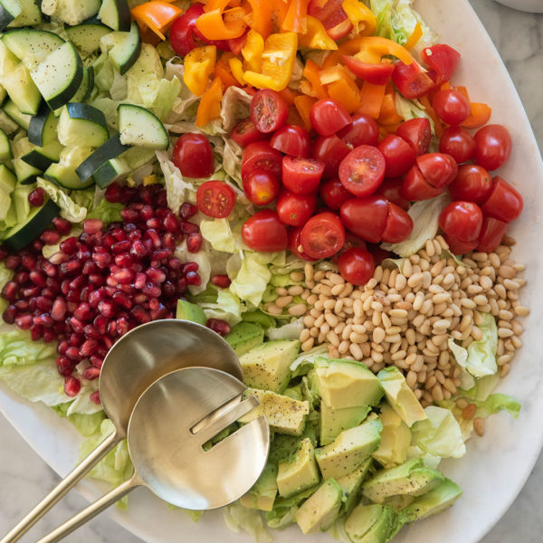 How to Make the Perfect Summer Salad
