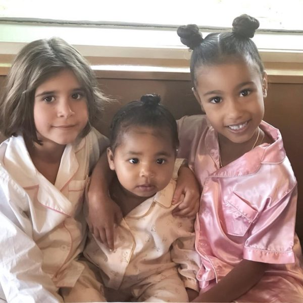 Where Kourt Buys Penelope's PJs