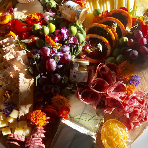 How to Make an Instagram-Worthy Charcuterie Board