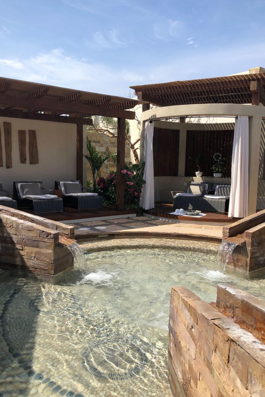 spa at chileno bay in cabo mexico