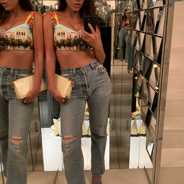 Where to Find the Best Vintage Jeans