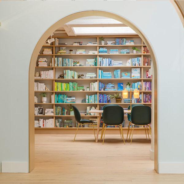 How to Do a Bookshelf Properly