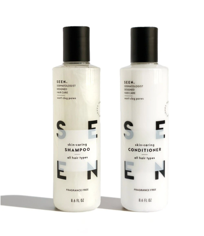 Seen Haircare Fragrance Free Essential Bundle $50