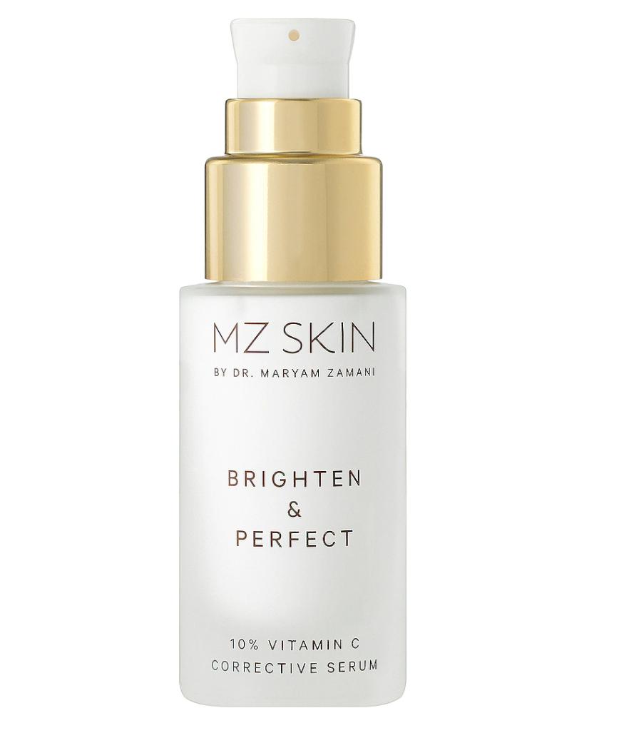 MZ Skin Brighten & Perfect 10% Vitamin C Corrective Serum ($375)