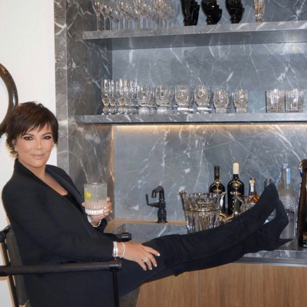 Kris Jenner's Wine Down Playlist