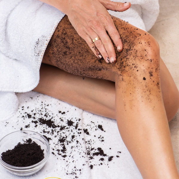 DIY: Cellulite Scrub