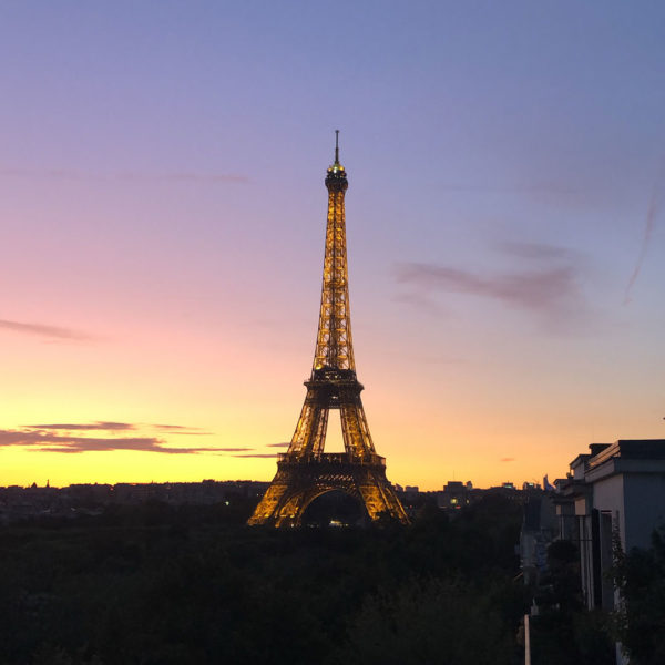 Travel Diary: Paris