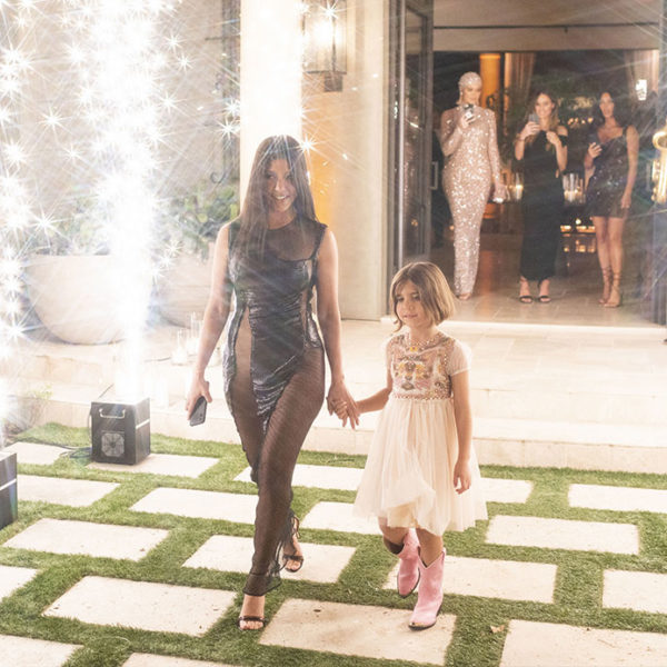 Inside Kourt's Birthday Party