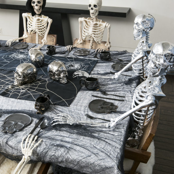 Halloween Inspiration: Costumes and Table Decor