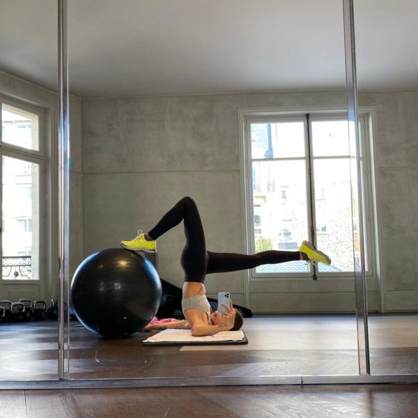 Sex Positions You Can Do on an Exercise Ball
