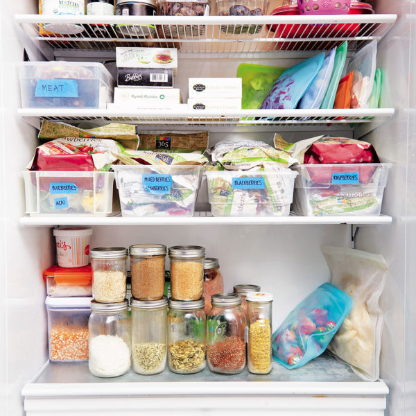 12 Hacks for Storing Food in the Freezer