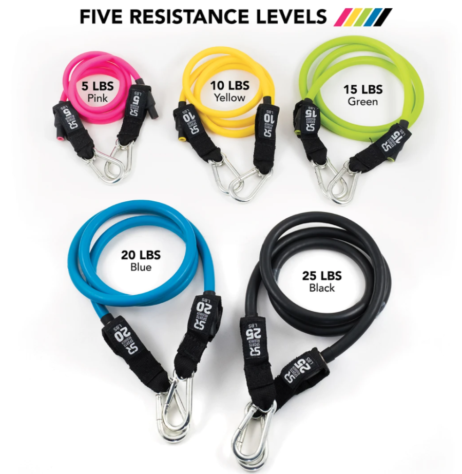 Donamatrix Resistance Bands Set