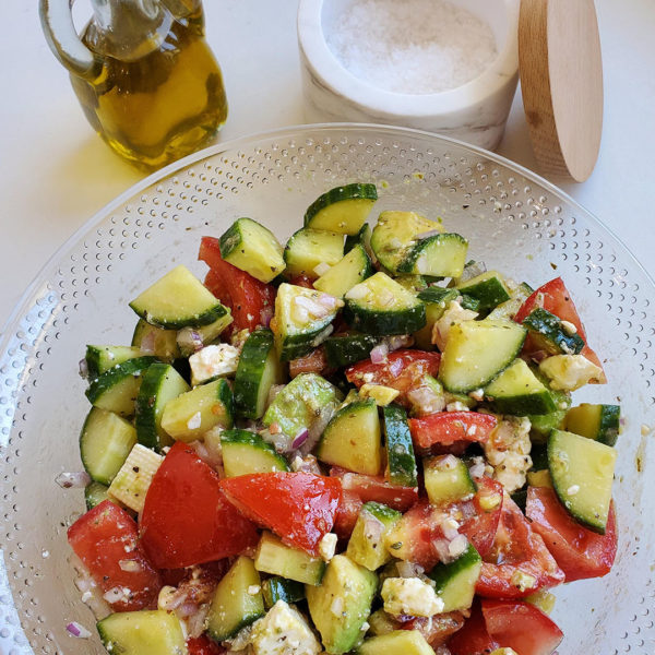 The Summer Salad That Will Keep You Fuller Longer