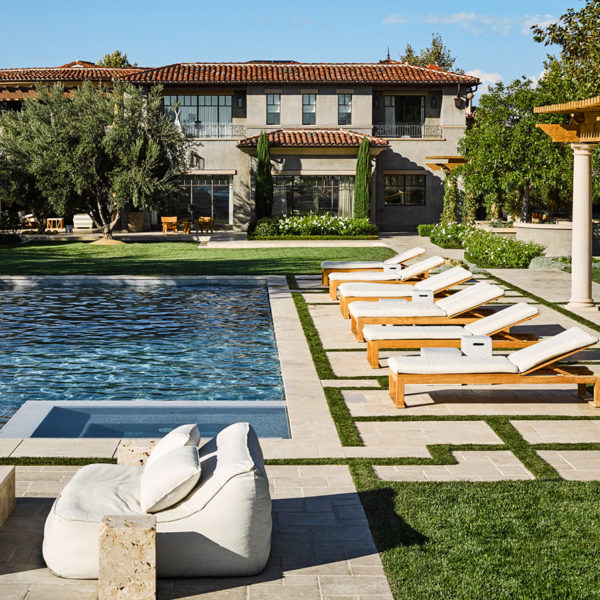 Outdoor Furniture Inspired by Kourt's Backyard