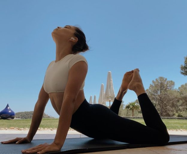 3 Yoga Moves to Help BOOST YOUR IMMUNITY