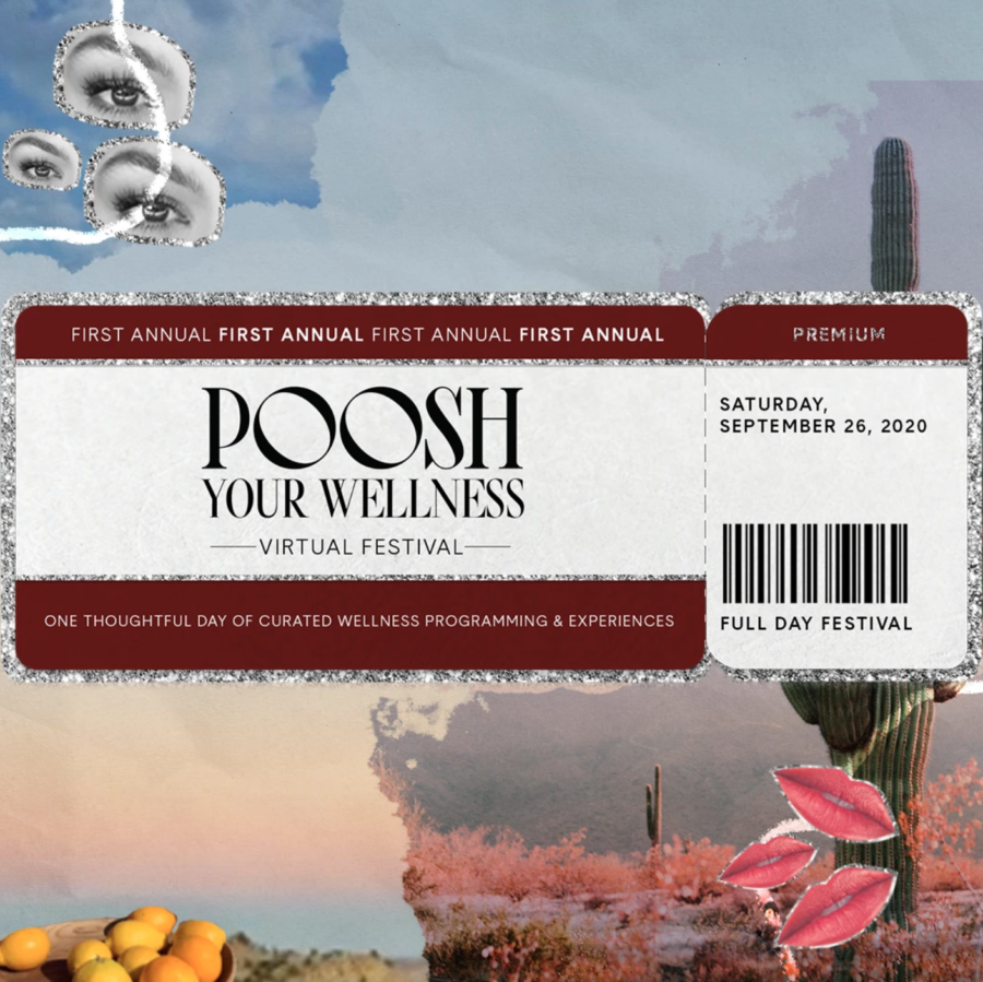 Poosh Your Wellness Tickets