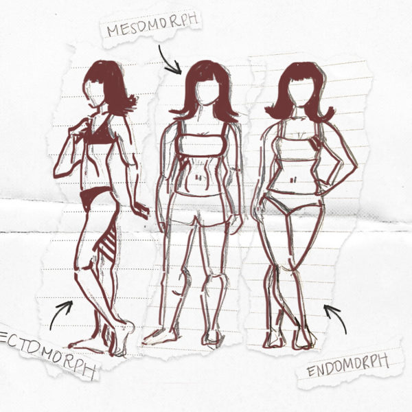 Do You Know Your Actual Body Type?