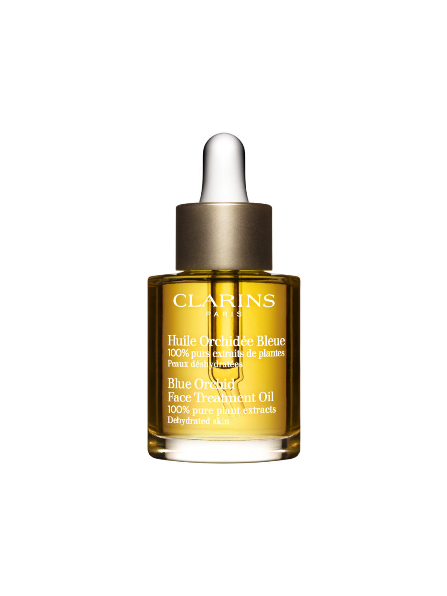 Clarins Blue Orchid Face Oil ($60)