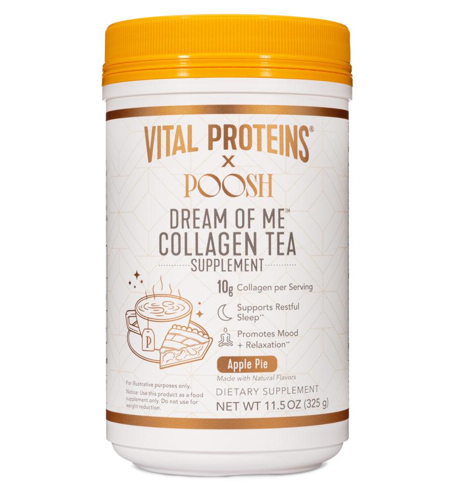 Vital Proteins x Poosh Dream of Me Collagen Tea ($38)
