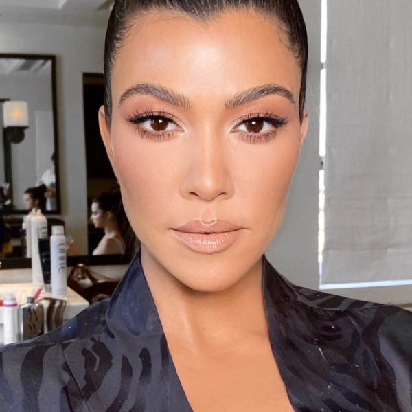 Kourt's Makeup Artist on How to Apply the Perfect Lashes
