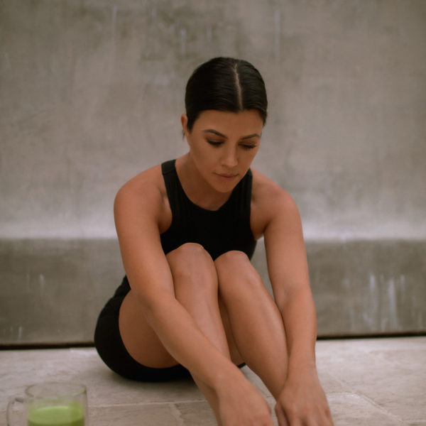 Kourt's New Matcha Latte Recipe