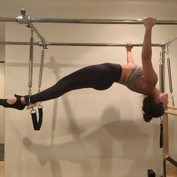 Kourt's Pilates Routine for Rock-Hard Abs