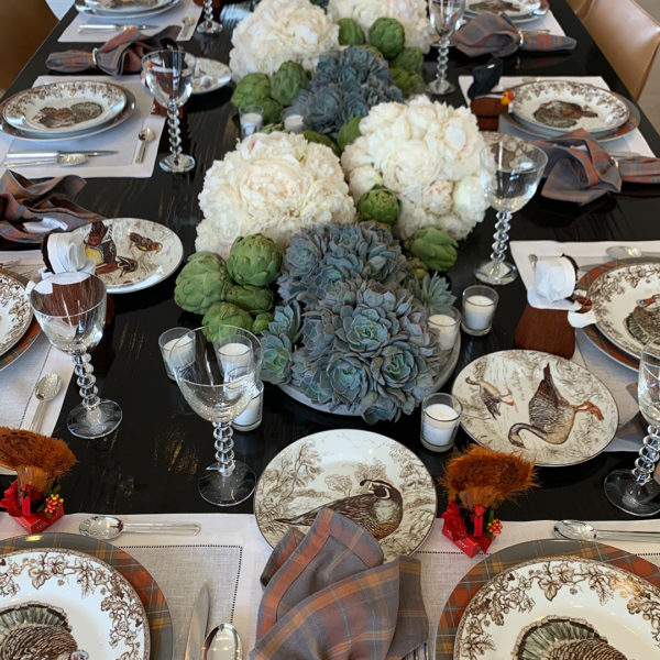 Under $100: Recreate Kourt's Thanksgiving Table Setting