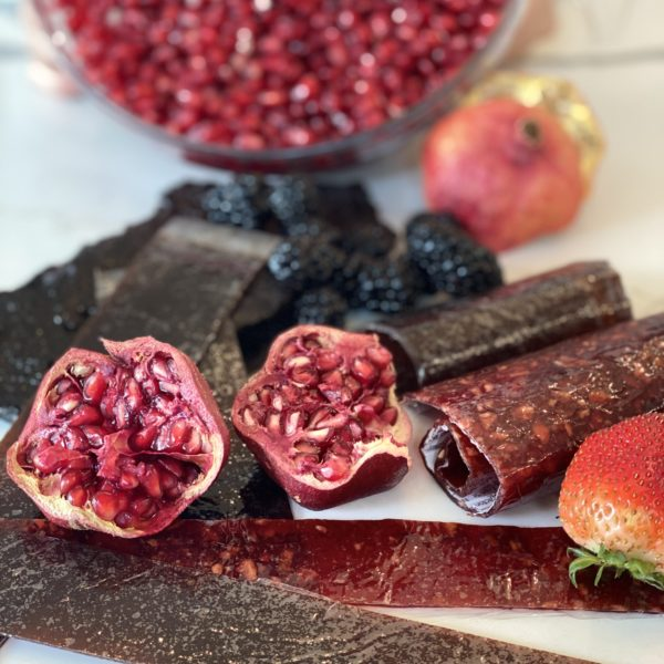 How to Make Healthy Fruit Roll-Ups