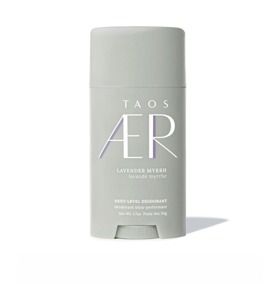 Taos Aer Lavender Myrrh Deodorant ($19)