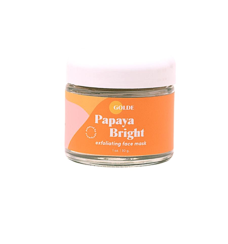 Golde Papaya Bright Superfood Face Mask $34