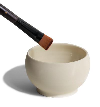 Eluo Bowl and Brush Ritual Set ($58)
