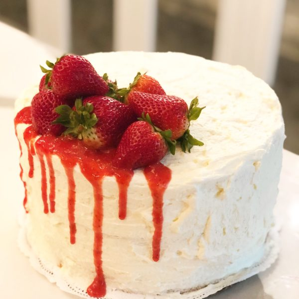 How to Make Homemade Strawberry Shortcake