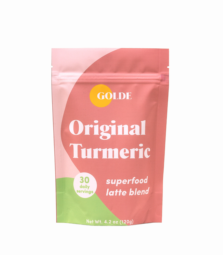 Golde Original Turmeric Superfood Latte Blend $29