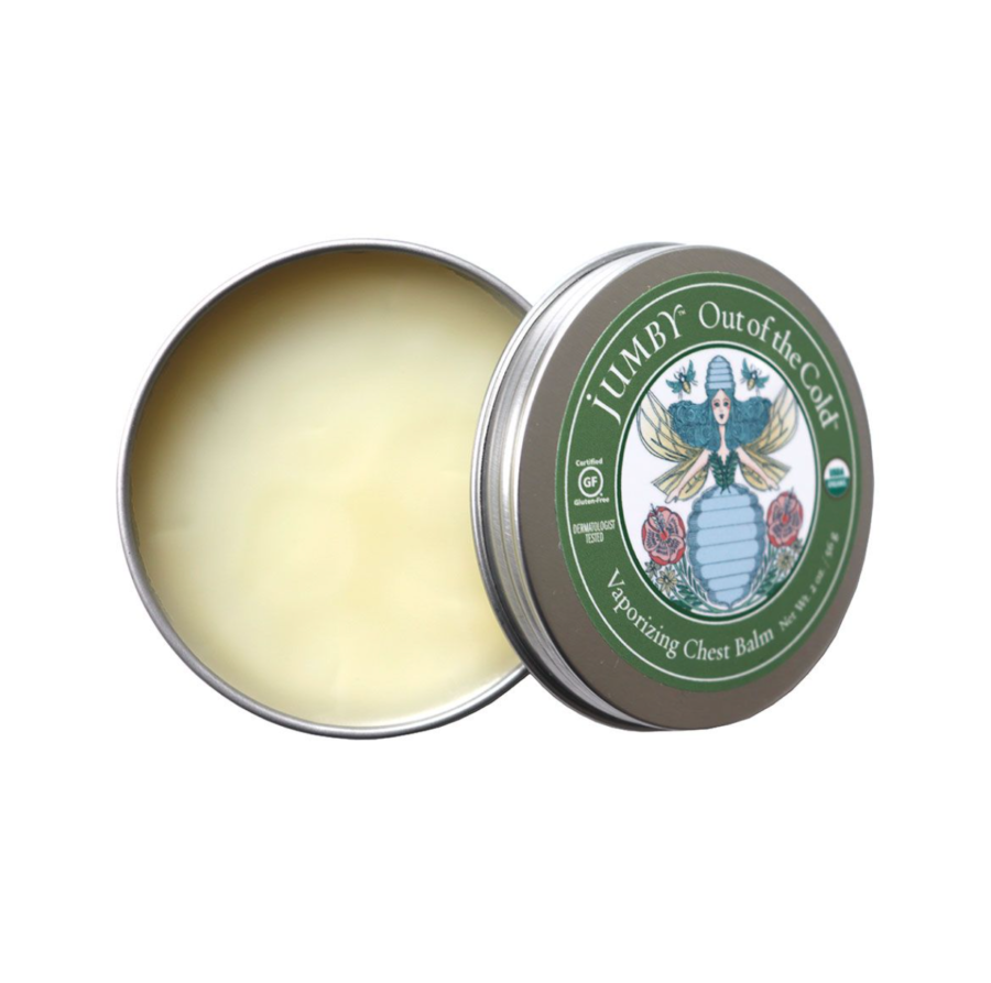 Jumby Beauty Out of the Cold Vaporizing Chest Balm $11