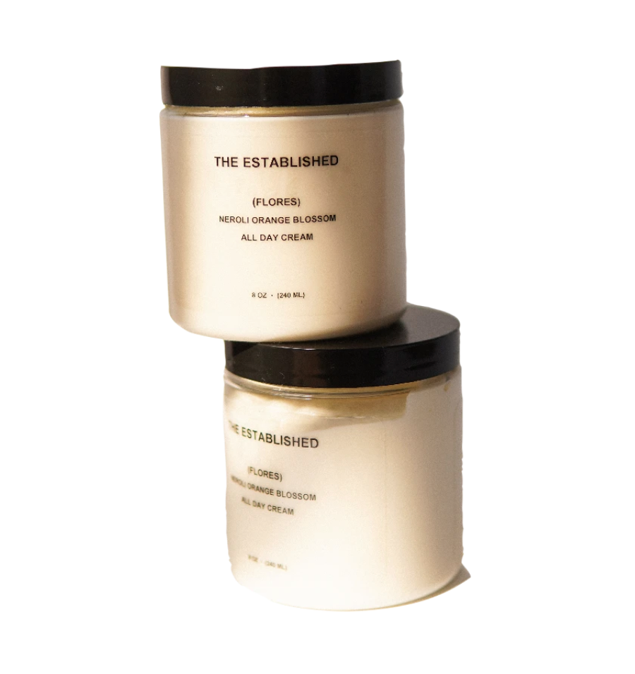 The Established Flores All Day Cream $28