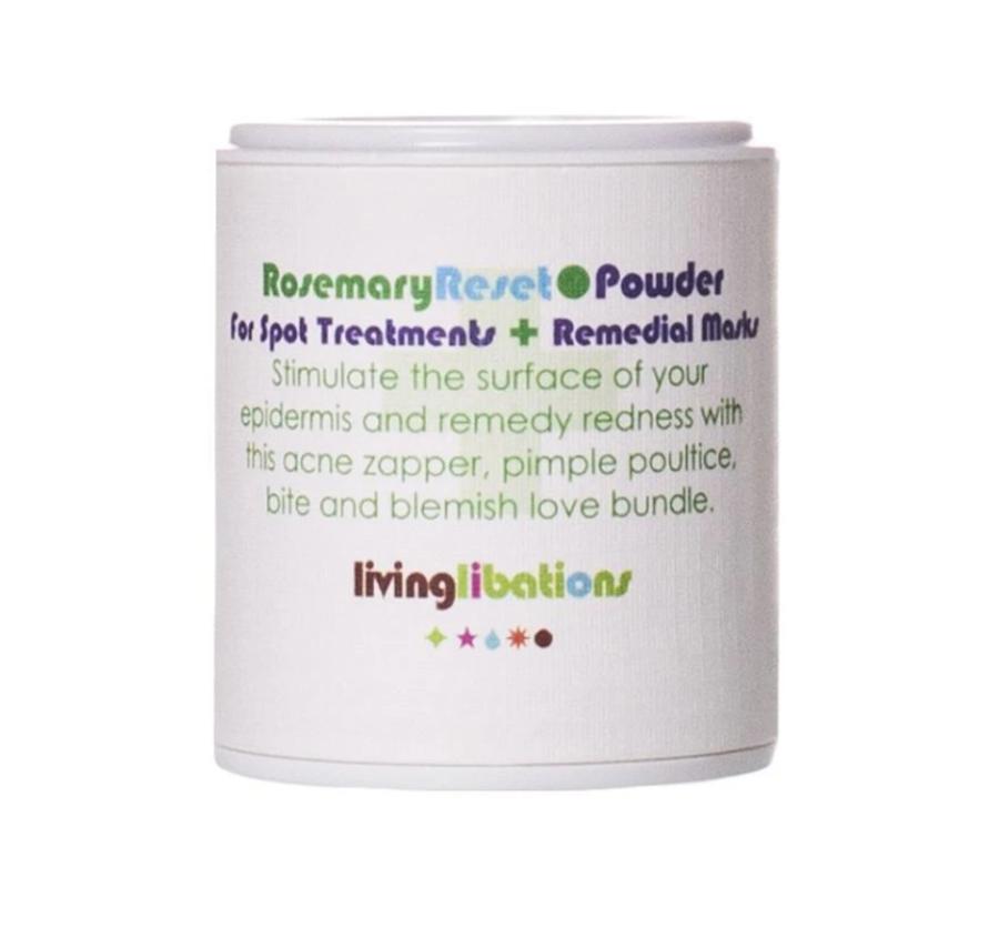 Living Libations Rosemary Reset Powder $45