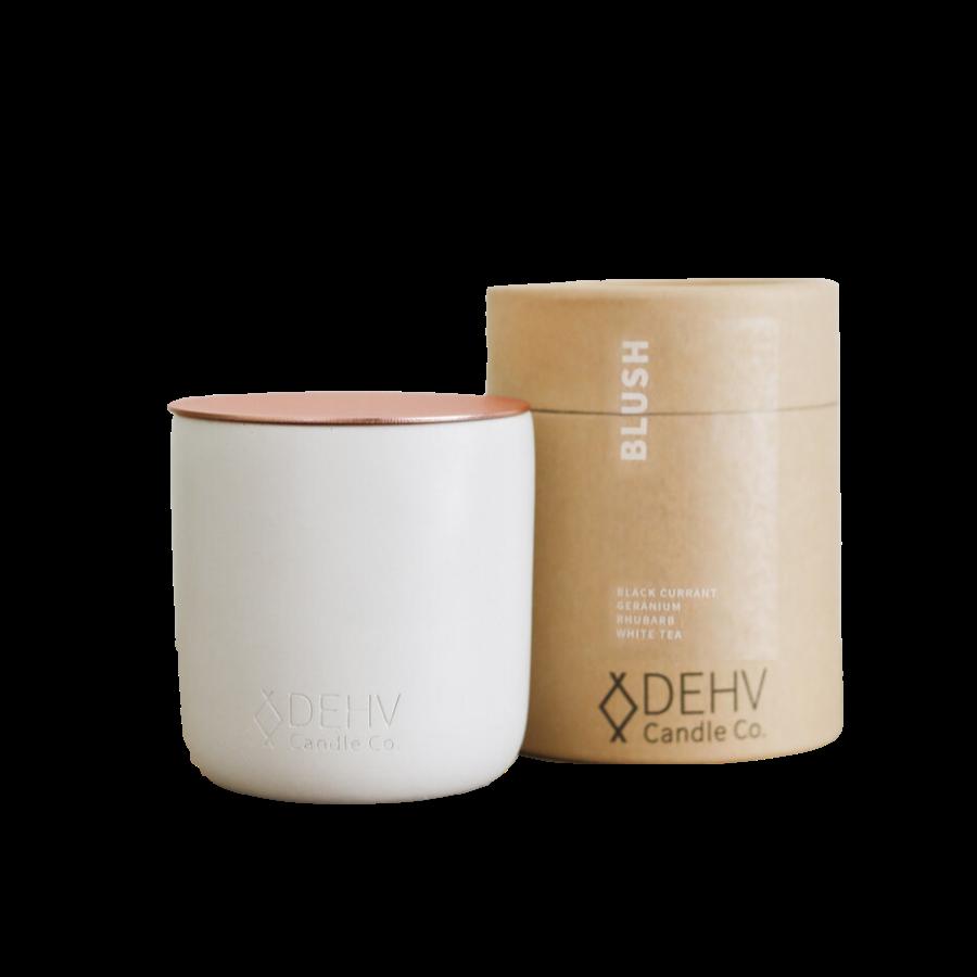Dehv Candle Co. Blush - White $38