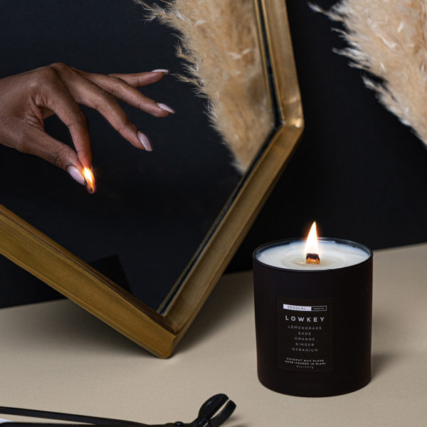 The Sexy Candle You Didn't Know You Needed