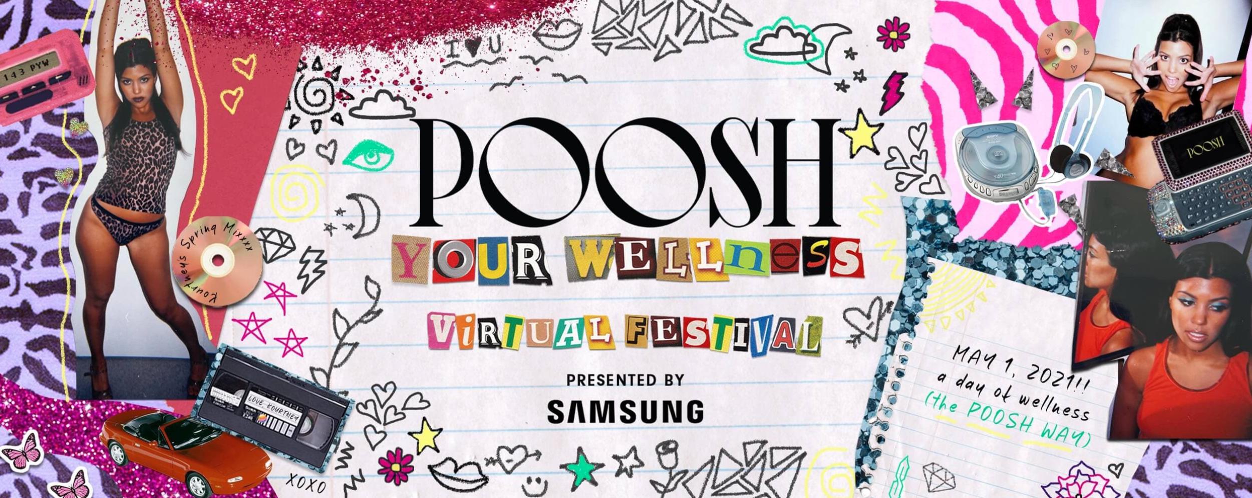 poosh your wellness 2021 kourtney kardashian