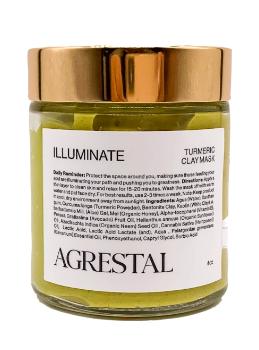 Agrestal Beauty Illuminate: Turmeric Clay Mask ($42)
