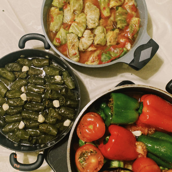 An Armenian Recipe Done 3 Ways