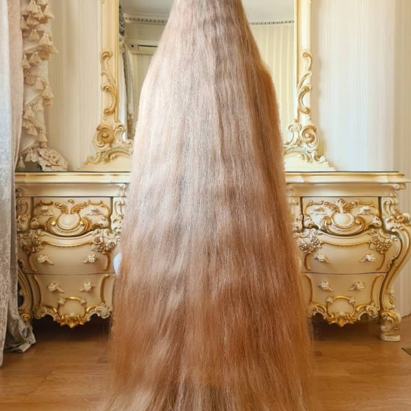Hair Hacks We Learned from the Real-Life Rapunzel