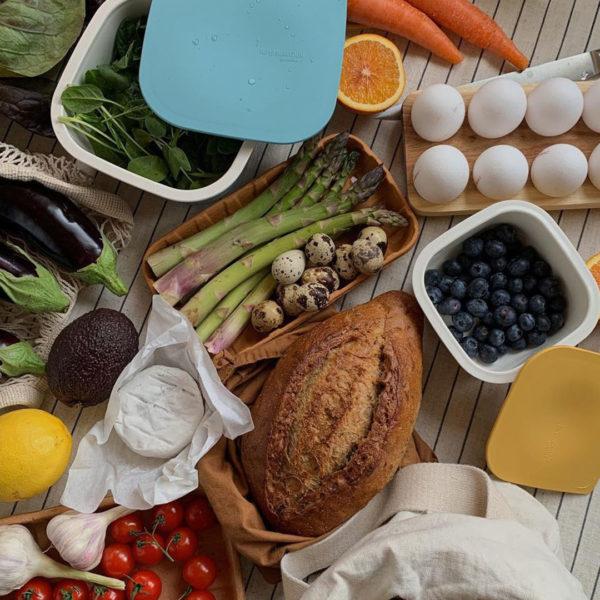 Plastic-Free Food Storage Ideas