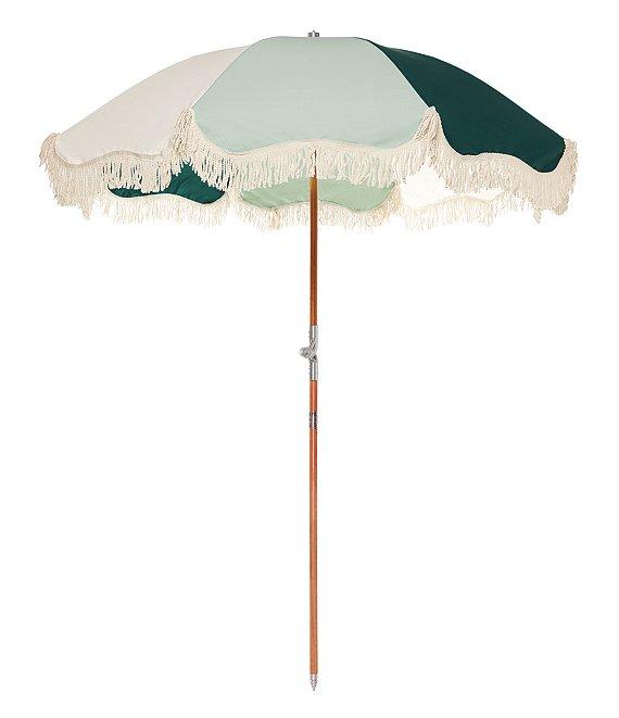 The Premium Beach Umbrella in 70's Santorini $299