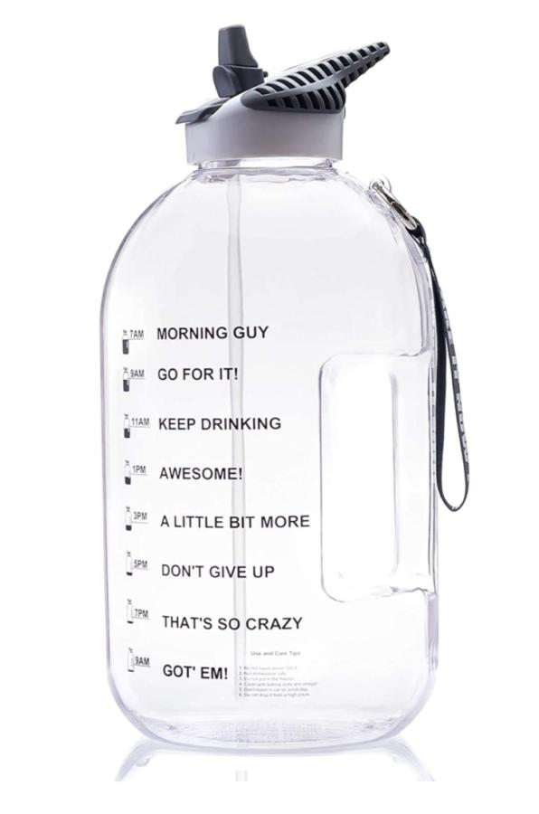Bottled Joy 1 Gallon Water Bottle ($19)
