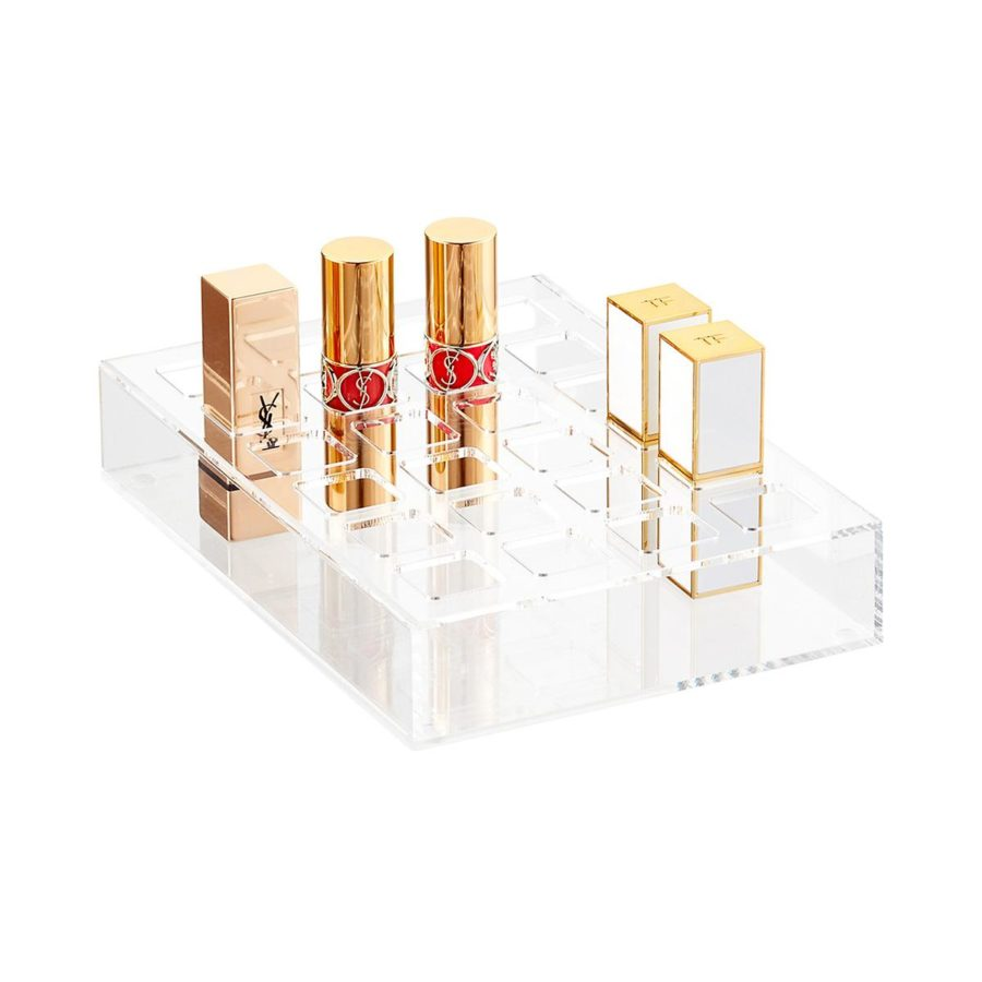 The Container Store Lipstick Drawer Insert ($13)