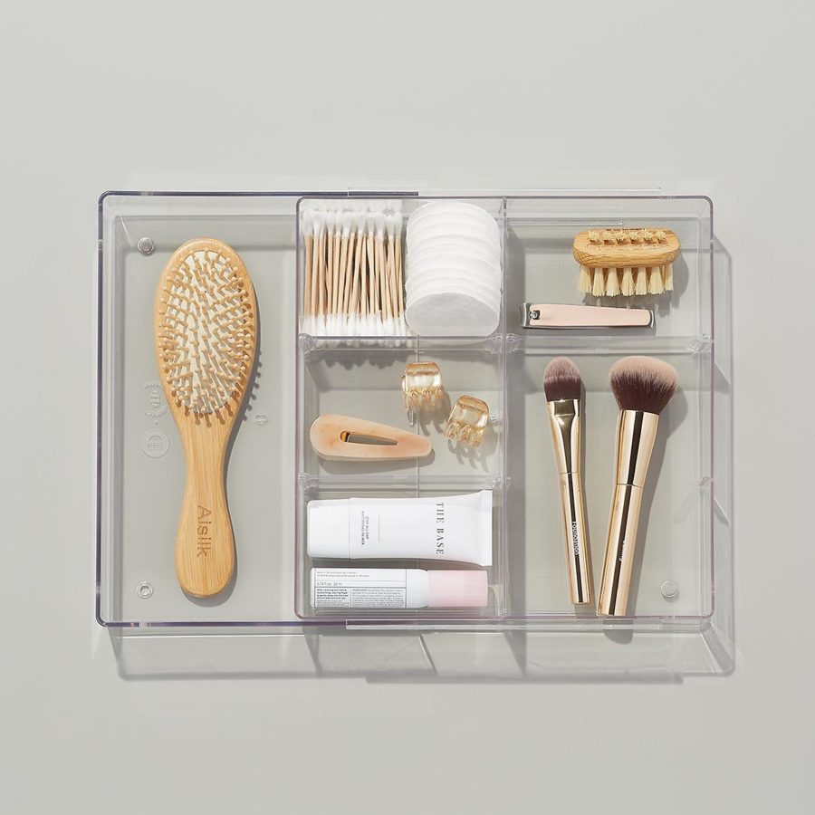 iDesign Expandable Drawer Organizer ($20)