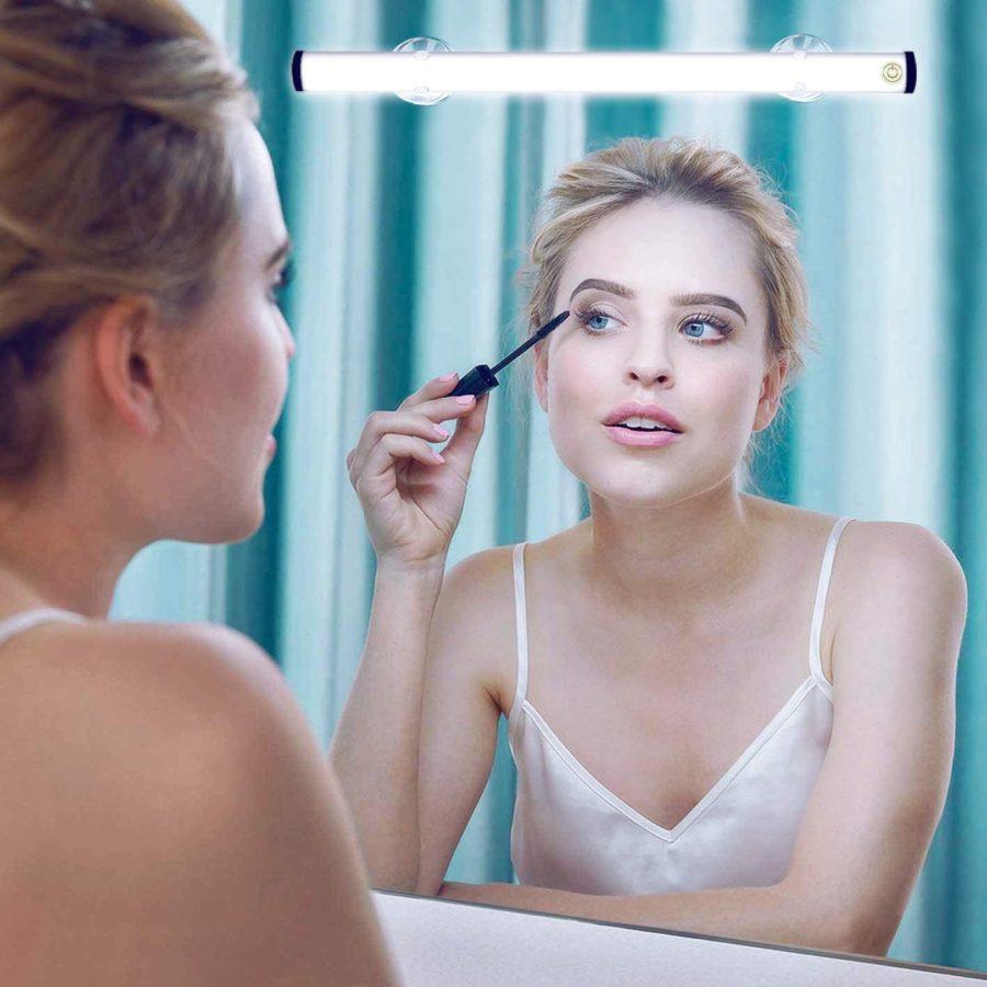 BestCan Portable Vanity Mirror Lights ($16)