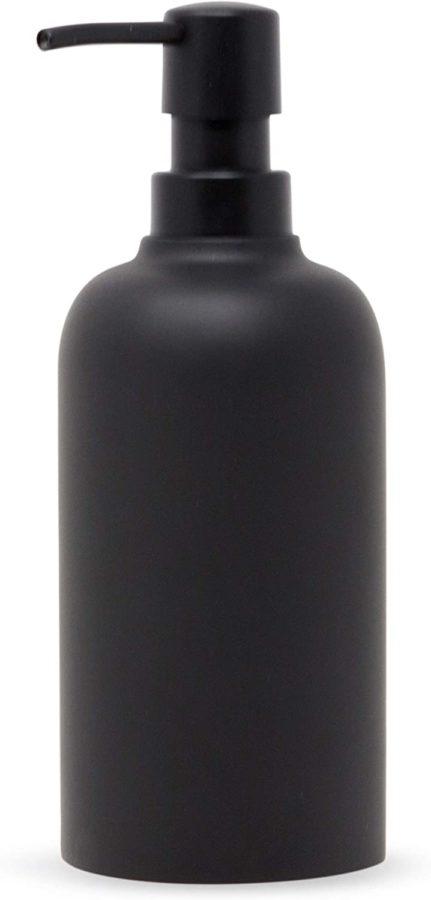 Yew Design Matte Black Soap Dispenser ($17)