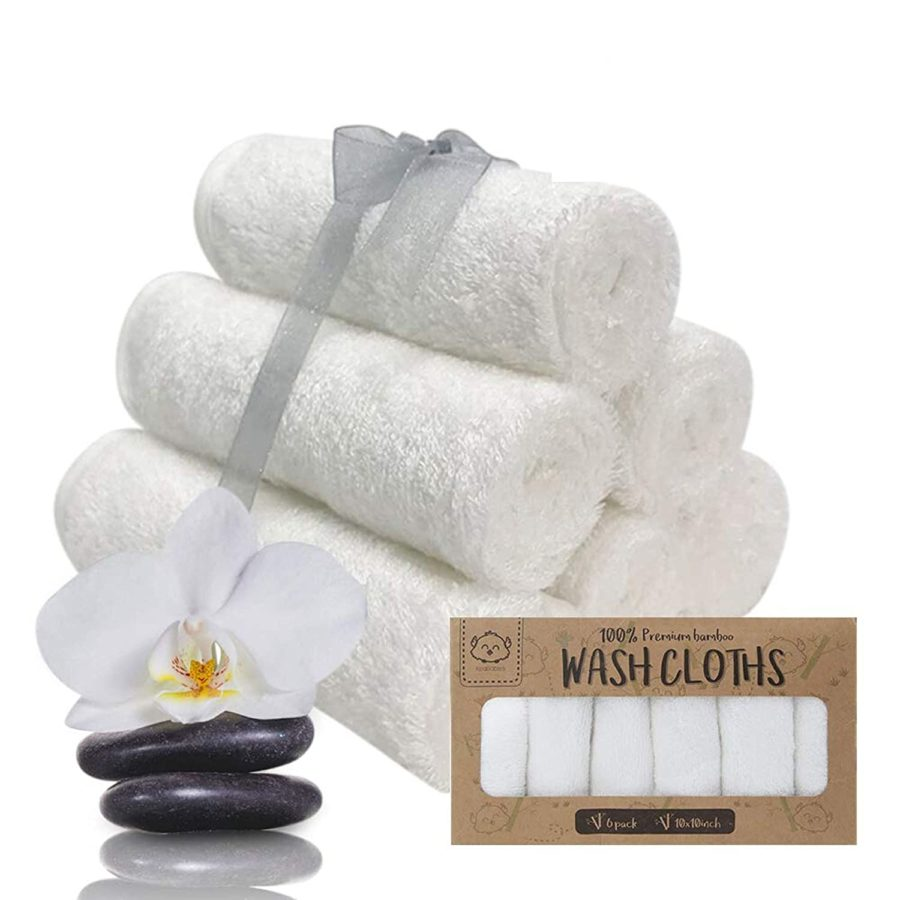 KeaBabies Baby Washcloth ($13)